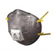 3M Maschera carboni attivi polveri nebbie 9914 FFP1 con valvola