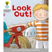 Oxford Reading Tree: Level 1: Wordless Stories A: Look Out by Roderick Hunt