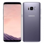"Samsung Smartphone Samsung Galaxy S8 Sm G950f 64 Gb 4g Lte Wifi 12 Mp Dual Pixel Octa Core 5.8"" Quad Hd+ Super Amoled Refurbished Orchid Gray"
