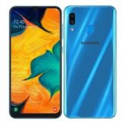 Celular Samsung Galaxy A30 32gb 3 Ram Dual Sim+32gb Regalo-Azul