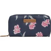 Dámská peněženka s kytičkami Brakeburn Summer Bloom - modrá