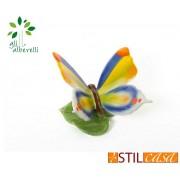 Gli Alberelli Bomboniere Farfalla in Ceramica
