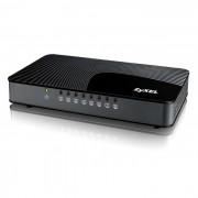ZyXEL GS-108Sv2 8-port 10/100/1000Mbps Gigabit Ethernet switch