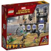 Lego Marvel Super Heroes: Ataque de la desgranadora de Corvus Glaive (76103)