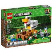 LEGO Kocke Minecraft - Kokošinjac 21140