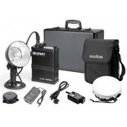 GODOX ES400P - FLASH PORTATILE + TRIGGER FT-16 - NG. 52