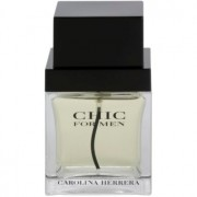 Carolina Herrera Chic For Men eau de toilette para hombre 60 ml