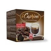 Capsule Ciocolata calda TIZIANO BONINI clasic, compatibile NESPRESSO, 10 buc.