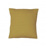 Miliboo Coussin en coton lavé anis 45 x 45 cm YAM