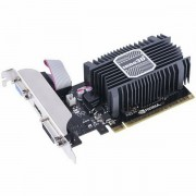 Inno3D Video Card GeForce GT730 2GB SDDR3 64-bit 902 1600 DVIVGAHDMI Heatsink N730-1SDV-E3BX