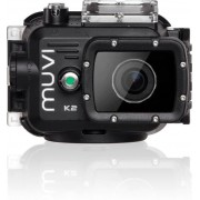 Unknown Veho Muvi K-Series VCC-006-K2 handsfreecamera with wi-fi 1080p@60fps 100m Waterproof case 8GB memory