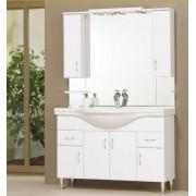 Bianka 120 Fürdőszobaszekrény komplett