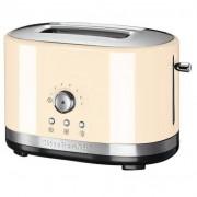 KitchenAid 5KMT2116BAC 2 Slice Toaster - Cream