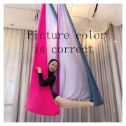 Hamaca de Yoga 5 metros, aérea, antigravedad, columpio, cama voladora, culturismo, gimnasio, equip