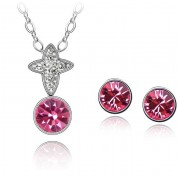 Set Swarovski RedStar