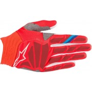 Alpinestars Aviator Motocross handskar Röd L