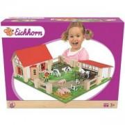 Детска дървена ферма Eichhorn - Simba, 041704