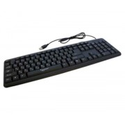 Tastatura Cu Fir Gembird KB-U-103 USB Negru