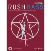 Faber Music Auth.Play Along - Rush Bass, TAB/CD