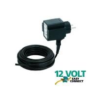 Luxform 12V transformator 20w incl. 10 meter kabel