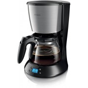 Cafetiera Philips HD7459/20 Daily Collection 1.2 Litri 1000W Negru