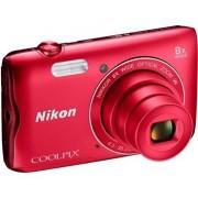 Nikon Coolpix A300 - Red
