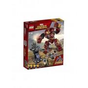Lego Marvel Super Heroes - Zerstörung des Hulkbuster 76104