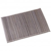 Villeroy & Boch Essentials Bamboo Set de table gris 33x48cm