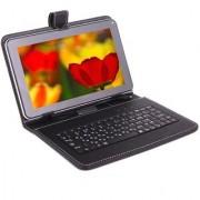 IKall N1 with Keyboard (8 Inch 16 GB Wi-Fi + 4G Calling Gold)