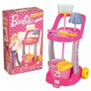 Set Curatenie cu 9 Accesorii Barbie