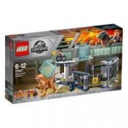 LEGO R Jurassic World Evadarea din Stygimoloch 75927