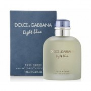 Dolce and Gabbana Light Blue Homme Eau De Toilette Spray 125ml