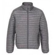 Men's Tribe Fineline Padded Jacket Steel