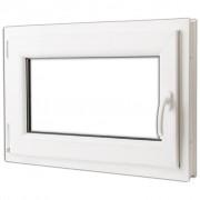 vidaXL Kald- ja pöördavatav aken parempoolse käepidemega 800 x 600 mm