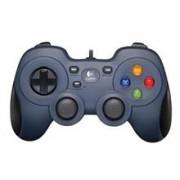 Gamepad Logitech F310 Albastru Pc