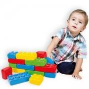 Конструктор с блокчета гигант - 10730 Mochtoys, 5907442107302