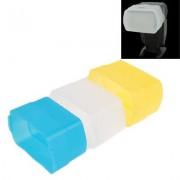 3-colors Flash Diffuser for Nikon SB600