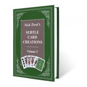 Subtle Card Creations of Nick Trost, Vol. 3