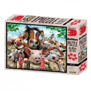 National Geographic Kids 3D puzzle farma 500 kom