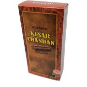 Altaiba Kesar Chandan 6 ml Alcohol free Attar