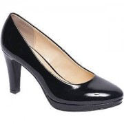 Graceland Zwarte pump plateauzool