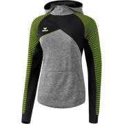 Erima Premium One 2.0 Dames Sweater - Sweaters - grijs - 34