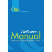Publication Manual of the American Psychological Association, Paperback (6th Ed.)