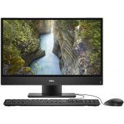 """All In One PC Dell Optiplex 5260 (Procesor Intel® Core™ i5-8500 (9M Cache, 4.10 GHz), Coffee Lake, 21.5"""" FHD, 8GB, 256GB SSD, Intel® UHD Graphics 630, Win10 Pro, Negru)"""