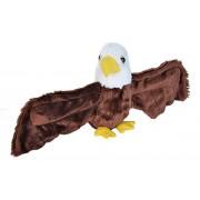 Wild Republic Huggers Bald Eagle Plush