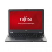 "Лаптоп Fujitsu Lifebook U758 (U7580M35SBRO), четириядрен Kaby Lake R Intel Core i5-8250U 1.6/3.4 GHz, 15.6"" (39.62 cm) Full HD Anti-Glare Display, (DP), 8GB DDR4, 256GB SSD, 1x USB Type C, Windows 10, 1.72 kg"