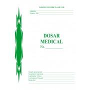 Dosar medical - PACHET 100 BUC