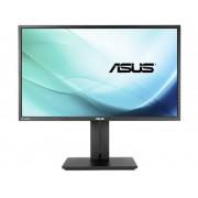Asus PB277Q LED-monitor 68.6 cm (27 inch) Energielabel C (A+ - F) 2560 x 1440 pix WQHD 1 ms HDMI, VGA, DisplayPort, DVI, Audio, stereo (3.5 mm jackplug) TN LED