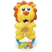 Baby Mix oroszlános zenélő csörgő