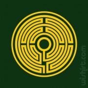 T-shirt Labirinto